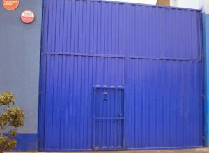 Portón, Puerta Corrediza, Batiente para Fabrica, Almacen, Planta en Callao, Ventanilla