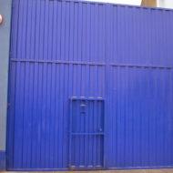 Instalación de Puerta y Portón