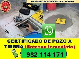 Mantenimiento, Instalación POZO A TIERRA en Lima