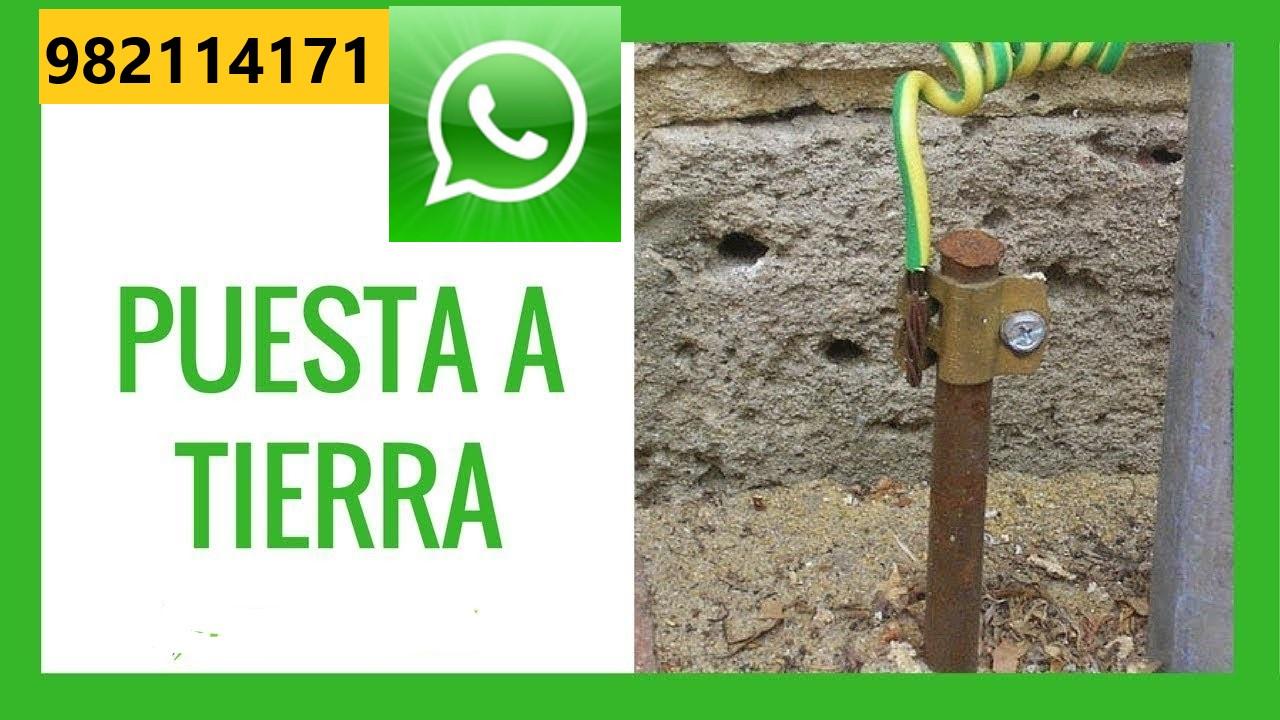 Mantenimiento Instalación POZO A TIERRA en Miraflores
